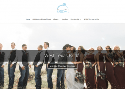 West Texas Bridal